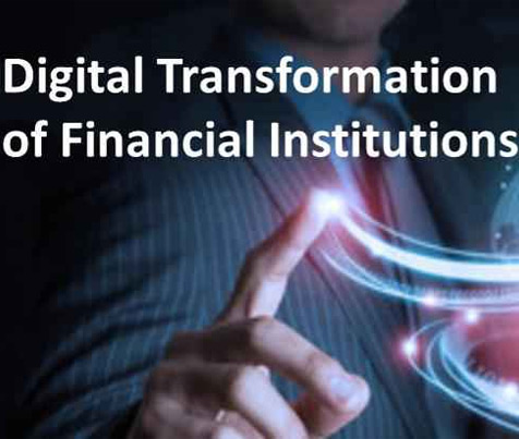 5 ways in which a financial institution can begin its digital transformation