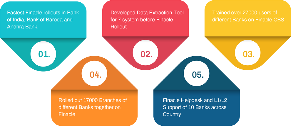 How Finacle Software Works